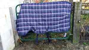 New Stable Blanket