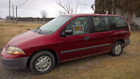 2000 Ford Windstar (Red) - 187,000km