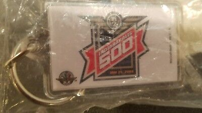 Indianapolis Motor Speedway Keychain 2003 Indy 500