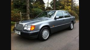 1986 Mercedes-Benz 200-Series 260e Sedan