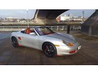 1998 Porsche Boxster 2.5 986 Convertible 2dr