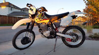 XR400R and Accessories