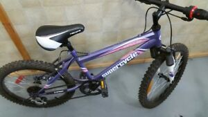 Girls Bike - 16 Inch Rim - Excellent Condition