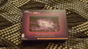 New Nintendo 3DS XL [Galaxy Edition] [With CFW] [16 GB SD]