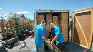 TOP Moving Company - Déménageurs  - Transport - Reliable Movers