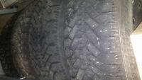 GoodYear Nordic Winter Tires for sale.: 205/60/R16 -]