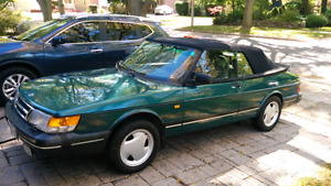1994 SAAB 900 S Convertible