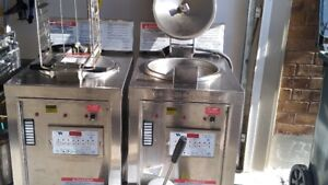 Winston Collectramatic Pressure Fryer for Sale