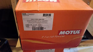 5w40 Motul Oil 5L jugs