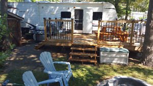 2011 North Country Heartland Trailer & park membership for sale