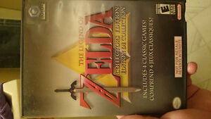 Legend of Zelda Collector's Edition Good Condition w/manual