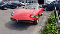 1982 ALFA ROMEO SPIDER VELOCE Laval / North Shore Greater Montréal Preview