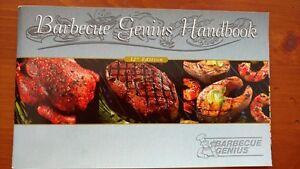 Barbecue Genius Handbook 12 th Edition