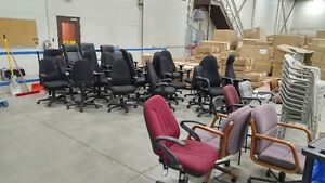 Office Chairs $5/each