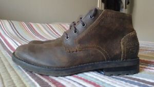 New Leather Sketchers Men's boots - Damn sexy