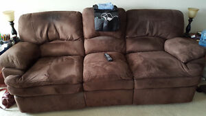 Electric Reclining Couch for Sale