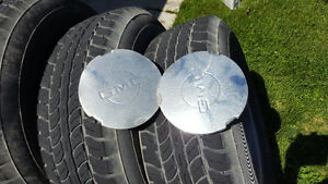 Tires and rims gmc 6 bolt