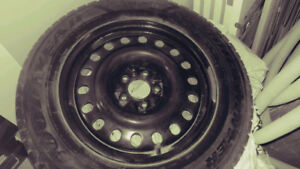 Good year winter tires / pneu dhiver 225/65/r17