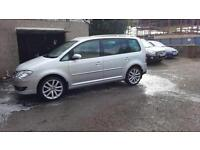 Volkswagen Touran 2.0TDI2007 Sport,7 Seater,Alloys,Air Con,Full Service History