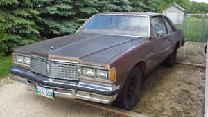 1978 Pontiac Laurentian *Parts Car*