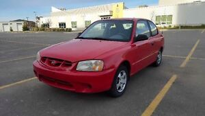 2000 Hyundai Accent Coupe for sale