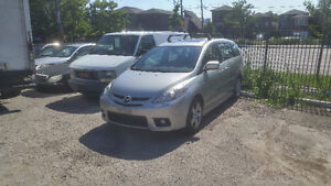 2007 MAZDA *5* loaded, 4 cyl., 5 spd., 6 pass