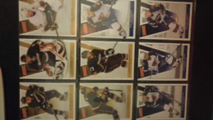 Cartes hockey UPPER-DECK VICTORY 2010-2011