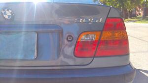 2002 BMW 3-Series Sedan Kitchener / Waterloo Kitchener Area image 5