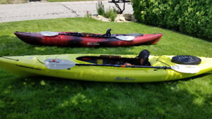 Lightly Used Kayaks for Sale