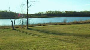 WATERFRONT ACREAGE PINAWA CHANNEL LAC DU BONNET