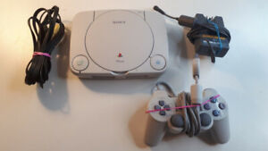 Playstation 1 PS One Console