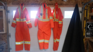 Insulated coveralls new with tags