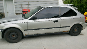 99 civic for parts
