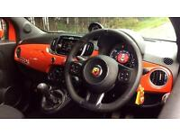 2016 Abarth 595 1.4 T-Jet 145 3dr Manual Petrol Hatchback