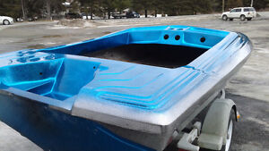 Fiberglass Marine Repair and Restorations Spring Time