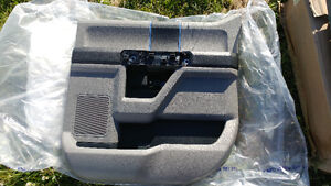 Door panels for newer ford p/u f150