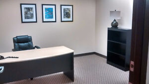 Fully furnished Office #310- includes phone and internet