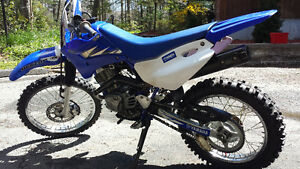 2005 Yamaha TTR125 sell or trade