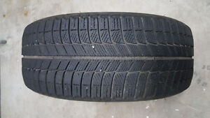 Michelin X-Ice 225/55/17 in good condition