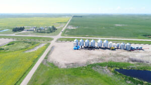9 Quarters, House, Bins, Surface Lease By Ogema, SK RM #70