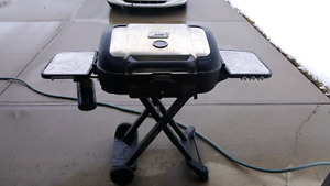 Coleman collapsible bbq
