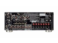 Pioneer VSX-1016 AV Receiver (Black) Full Working Order, with all accessories inc SR+ Cable