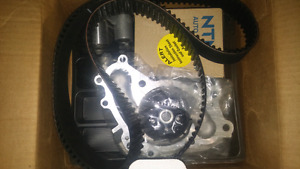 Timing belt and pump kit