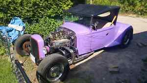 1930 Ford Model A Roadster Possible Trade + $