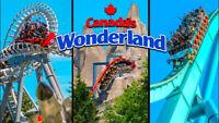 """Seeking """"older"""" ride lovers for CNE/Canada's Wonderland visits!"""