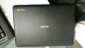 Asus chromebook c300m used 10months still new