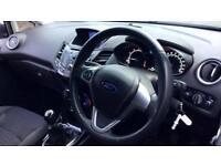 2013 Ford Fiesta 1.0 Zetec 5dr Manual Petrol Hatchback