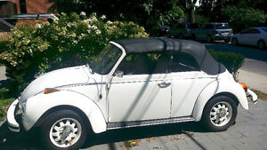 1978 Super Beetle Convertible!