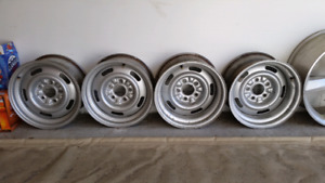 15 Inch Ralley Rims