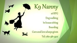 K9 Nanny In Fort McMurray